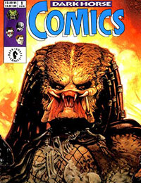 Read Dark Horse Comics comic online