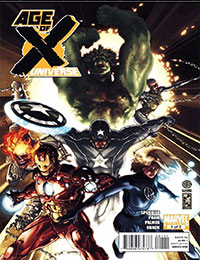 Read Age of X: Universe comic online
