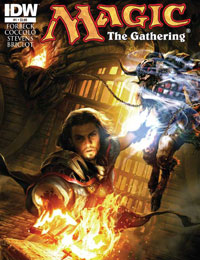 Read Magic: The Gathering online