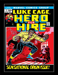 Read Hero for Hire comic online