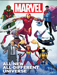 Read All-New, All Different Marvel Universe comic online