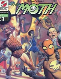 Read 2001: A Space Odyssey comic online