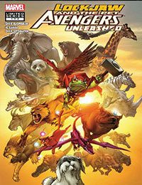 Read Lockjaw And The Pet Avengers Unleashed comic online