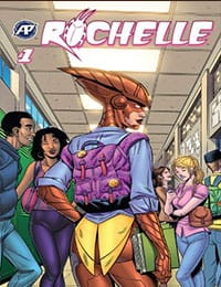 Read American Born Chinese comic online