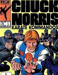 Read Chuck Norris and the Karate Kommandos comic online