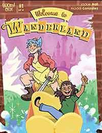 Read Welcome To Wanderland online