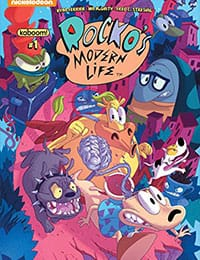 Read Weird Fantasy (1951) comic online