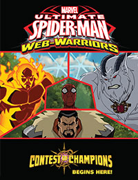 Read Marvel Universe Ultimate Spider-Man: Contest of Champions comic online