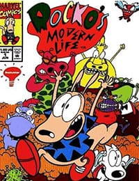Read Marauders comic online