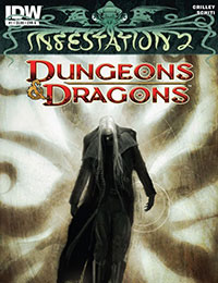 Read Infestation 2: Dungeons & Dragons comic online