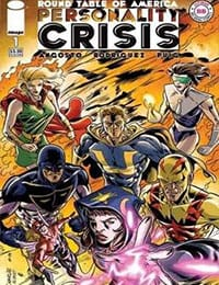 Read Bionic Man comic online