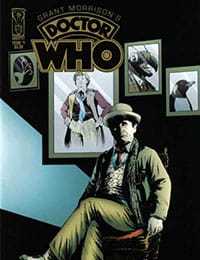 Read Judge Dredd: Legends of the Law comic online