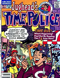 Read Jugheads Time Police (1990) online