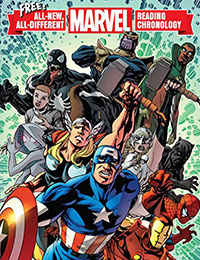 Read All-New, All-Different Marvel Reading Chronology comic online