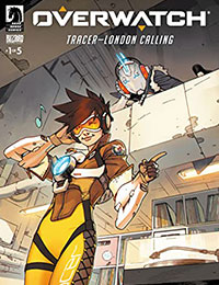 Read Overwatch: Tracer — London Calling comic online