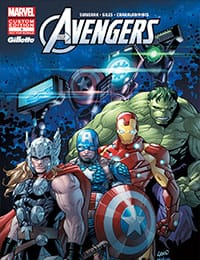 Read Amelia Cole and the Hidden War comic online