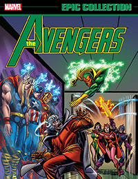 Read Avengers Epic Collection: The Avengers/Defenders War comic online