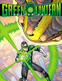 Read Green Lantern: Sector 2814 comic online