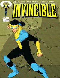 Invincible (2003) Comic