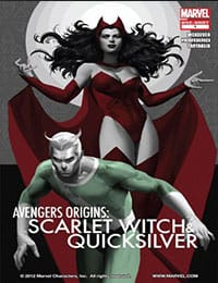 Read Abraxas and the EarthMan comic online