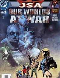 Read Athena Inc. The Manhunter Project comic online
