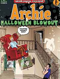 Read Archie Halloween Blowout online