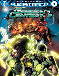 Read Green Lanterns comic online