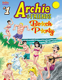 Read Archie & Friends Beach Party online