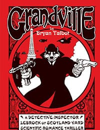 Read Gang Busters comic online