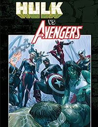 Read Hulk vs. The Avengers comic online