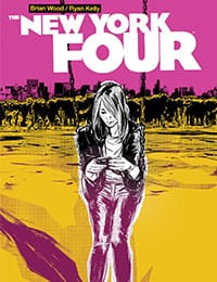 Read The Avengers Featuring Ready Girl comic online