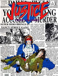 Read Wonder Woman and the Star Riders comic online
