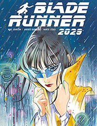 Read Blade Runner 2029 comic online