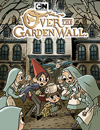 Read Over the Garden Wall: Benevolent Sisters of Charity comic online