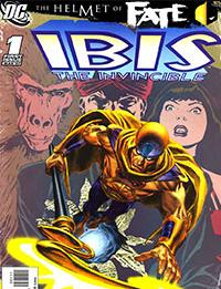 Read The Helmet of Fate: Ibis the Invincible comic online