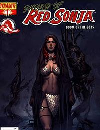 Read Sword of Red Sonja: Doom of the Gods online