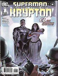 Read Superman: The Last Family of Krypton comic online
