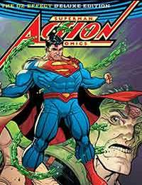 Read Superman: Action Comics: The Oz Effect Deluxe Edition comic online