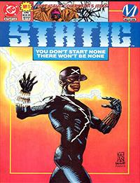 Read Static comic online