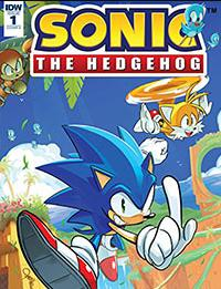 Sonic the Hedgehog (2018) Comic
