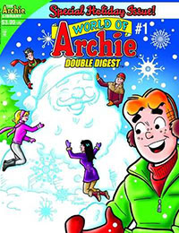 Read World of Archie Double Digest comic online