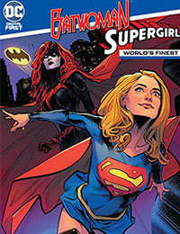 Read Worlds Finest: Batwoman and Supergirl comic online