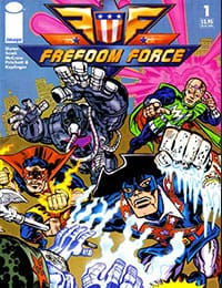 Read Bad Mother comic online