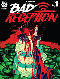 Read Bad Reception comic online