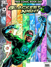 Read Blackest Night comic online
