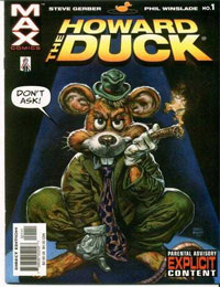 Read Howard the Duck (2002) comic online