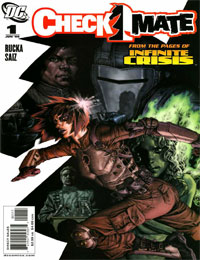 Read Checkmate (2006) comic online