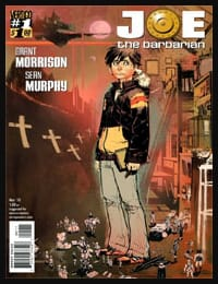 Read Nightstalkers comic online