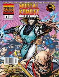 Read Curse of the Spawn comic online