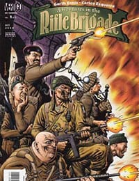 Read Wolvenheart comic online
